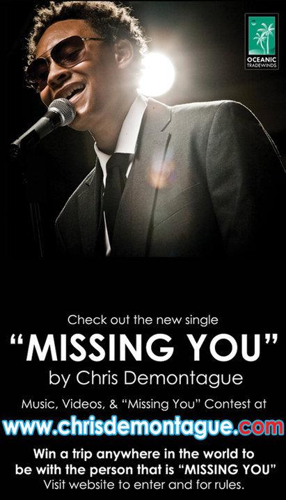 chris demontague missing you