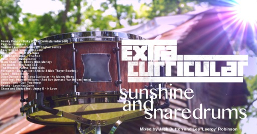 Extra Curricular - Sunshine and Snaredrums artwork