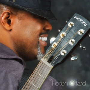 Felton Offard Invincible Cd Cover