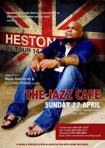 heston jazz