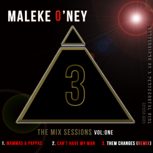 maleke oney 3mix sessions Volume one#1